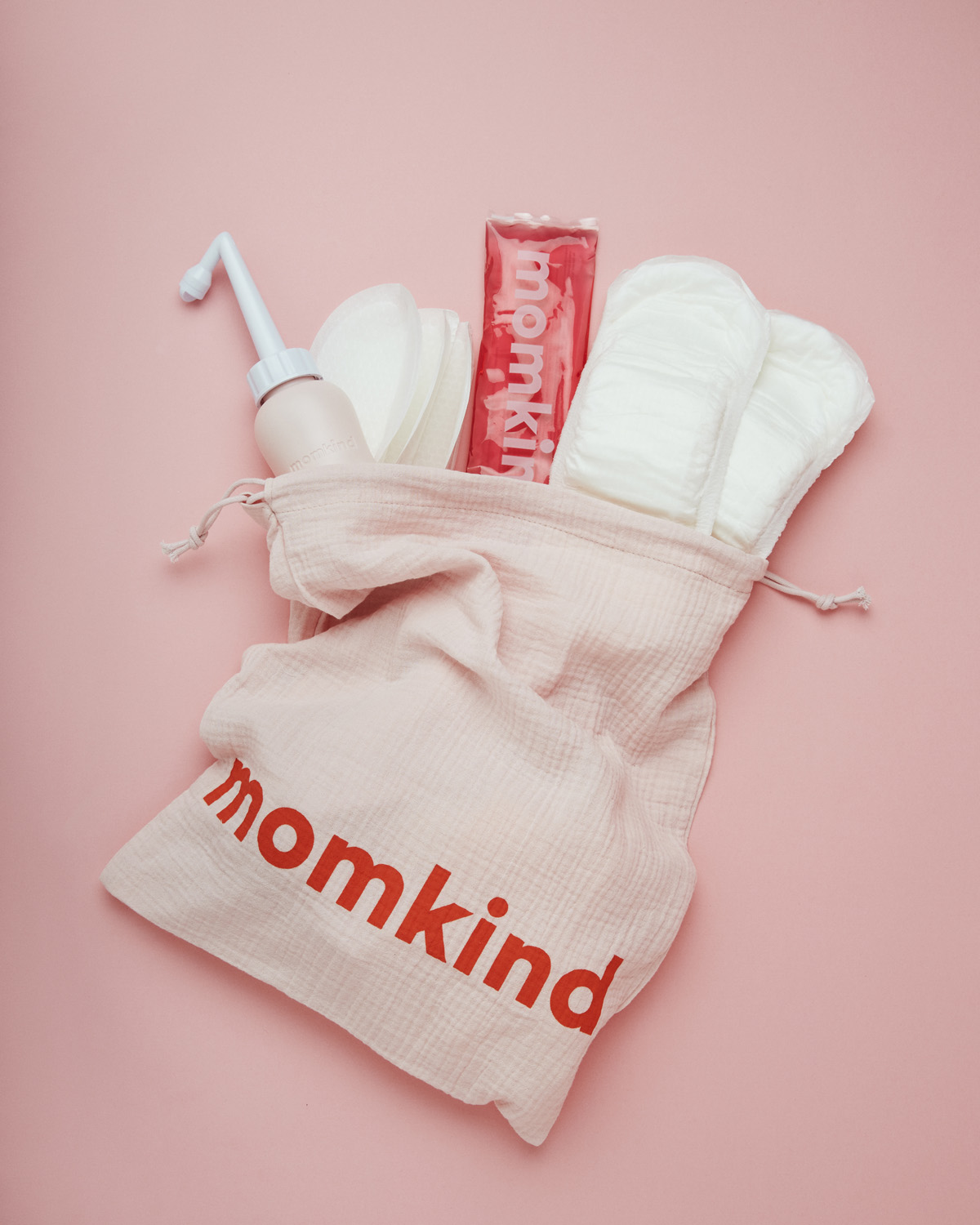 momkind care bag til mor