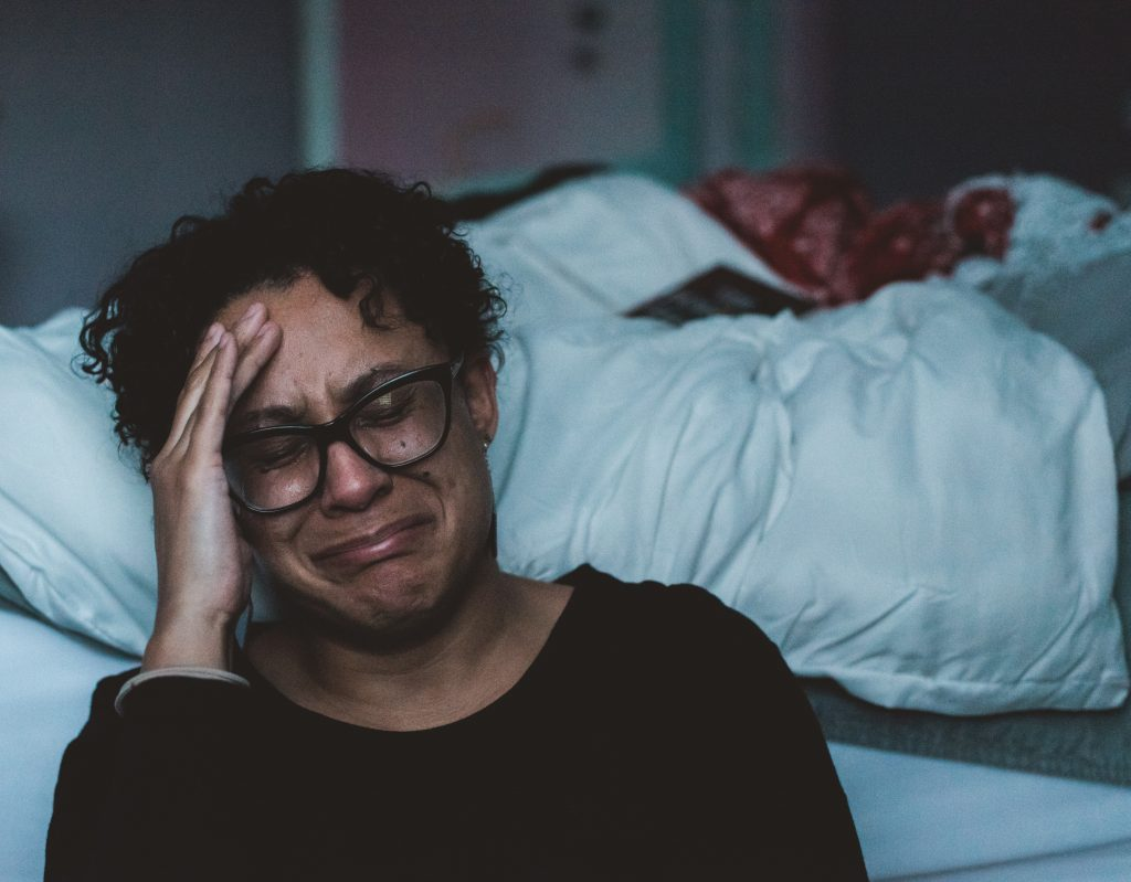 Postpartum depression mand